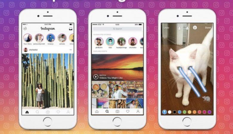 Instagram Hikayelerde Reklam Göstermeye Başlıyor