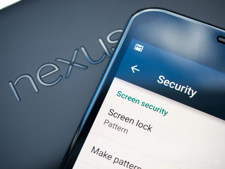 security android nexus