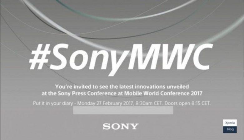 Sony 27 Şubat'ta MWC'de yeni telefonlarını tanıtacak