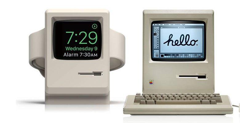 Apple Watch'unuzu 1984 Model Macintosh'a Dönüştürün!