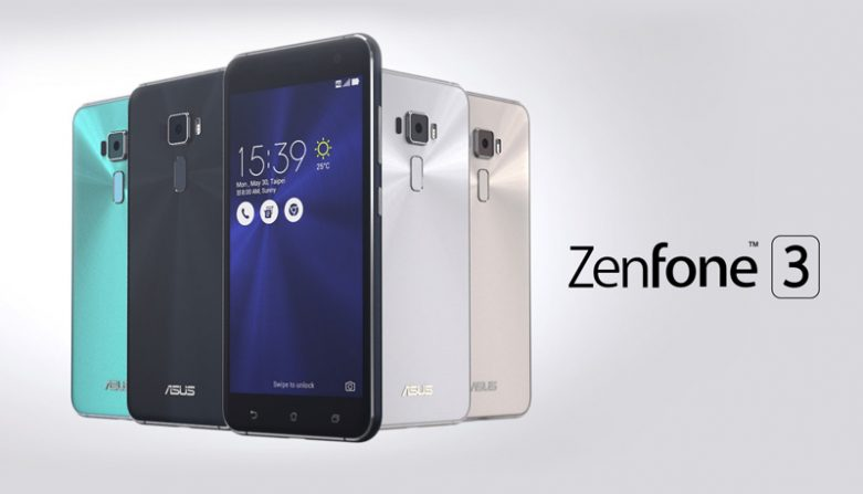 zenfone 3 android