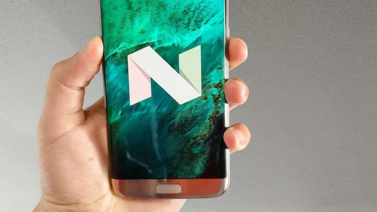 Galaxy S6 ve Note 5'e de Android 7 Geliyor