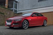 Jaguar, Shell Benzin-2