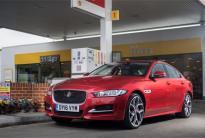 Jaguar, Shell Benzin-5