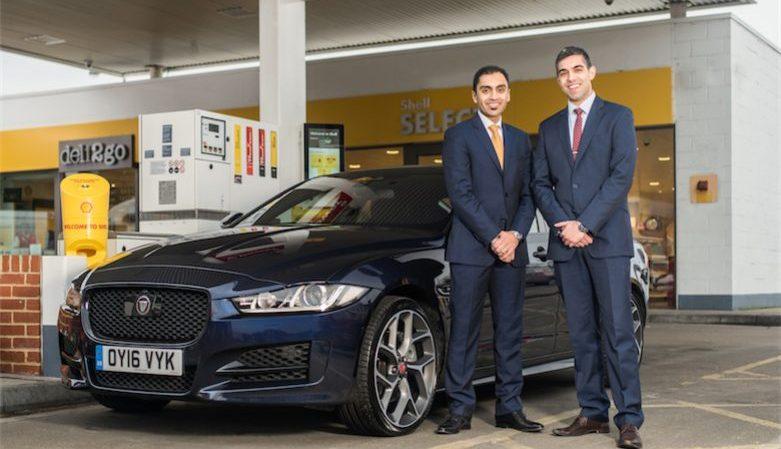 Jaguar, Shell Benzin İstasyonları için Araç İçi Ödeme Sistemini Başlattı