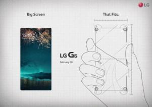 LG G6 Modeli LG G5 Modeli ile Yanyana Görüntülendi