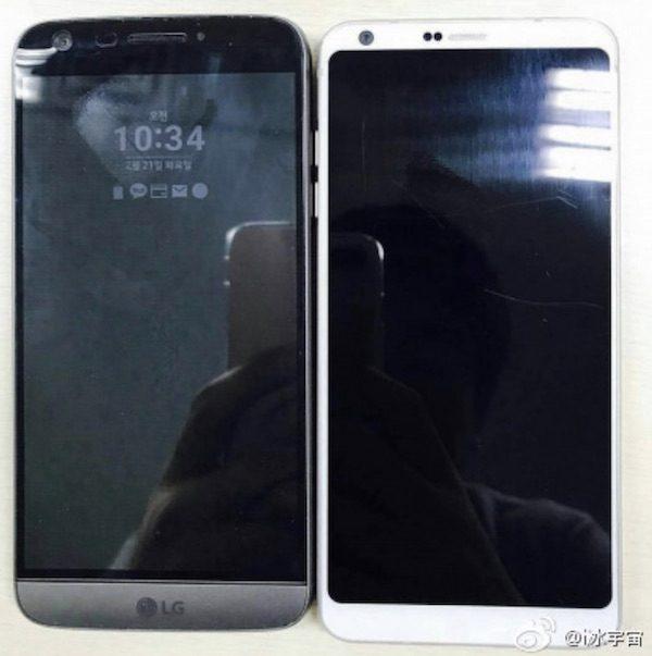 LG G6 ve LG g5