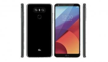 LG G6'nın Resmi Görüntüsü Yayınlandı