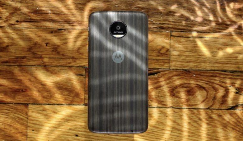 Motorola Moto Z reklami