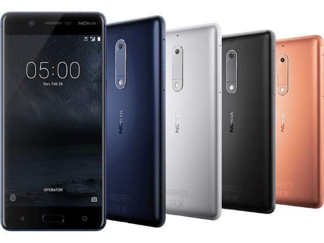Nokia 5 Cepkolik