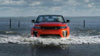 Range Rover Evoque Convertible Özellikleri ve Satış Fiyatı