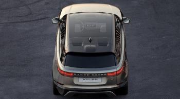 Range Rover Velar Modeli Geliyor