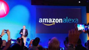 Motorola, Amazon Alexa Kullanan Cihazlar Üretecek