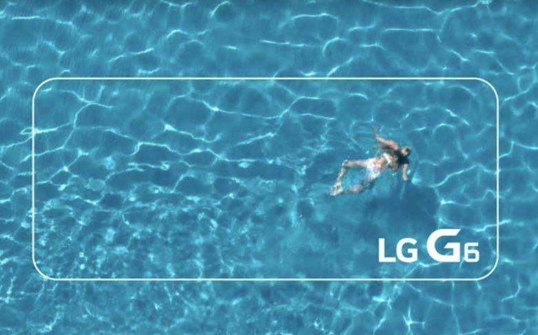 LG, G6 için Su ve Toz Direncini Anlatan Videolar Yayınladı