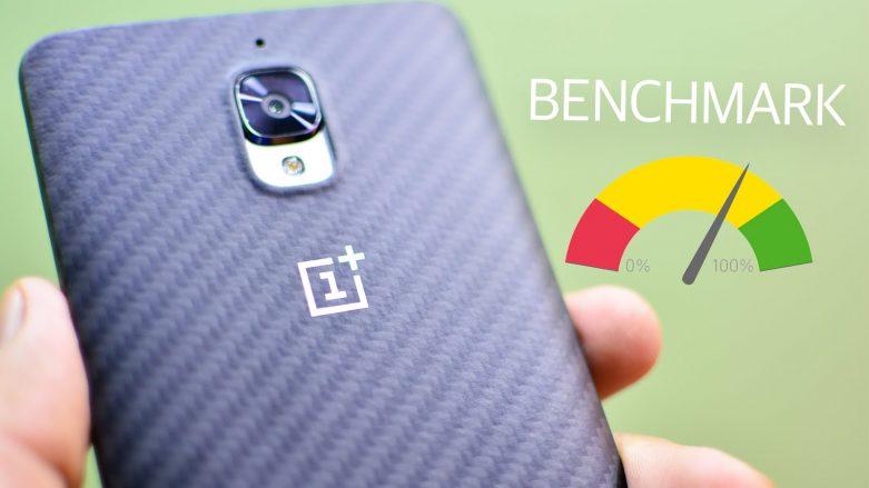 oneplus benchmark test