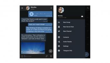 Yeni Telegram Güncellemesi, Özel Temalar için Destek Getiriyor