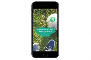 WhatsApp Durum Güncellemesi Snapchat Gibi
