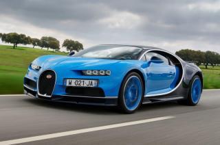 2017 Bugatti Chiron Özellikleri ve Tasarım Detayları