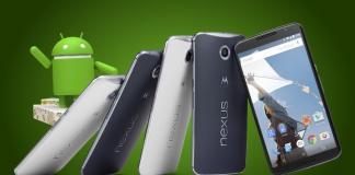 Nexus 6 Android Güncellemesi