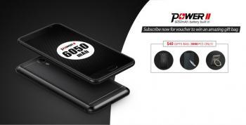 Ulefone Power 2 Akıllı Telefon Duyuruldu. Telefon Özellikleri ve Çıkış Tarihi