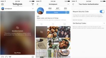 Instagram Güvenliği Sıkılaştırıyor