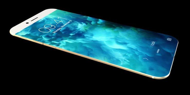iphone 8 konsept tasarım