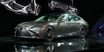 İlklere İmza Atan 2018 Lexus LS 500 F Sport Özellikleri Ve Tasarımı