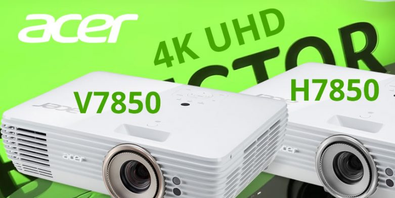 Acer H7850 Projeksiyon Özellikleri ve Çıkış Tarihi