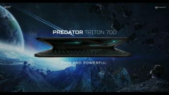 Acer Predator Triton 700 Tanıtıldı. İşte Yeni Oyun Canavarı