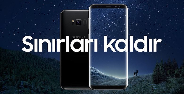 Samsung Galaxy S8 inceleme