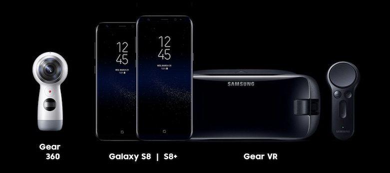 Galaxy S8 paket - cepkolik