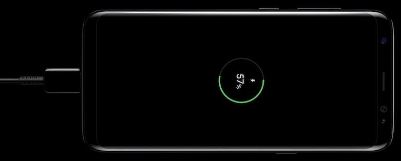 Galaxy S8 pil - cepkolik
