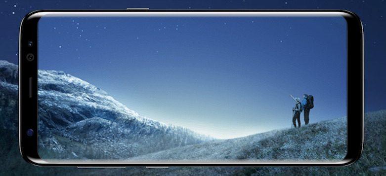 Galaxy S8 tasarim - cepkolik