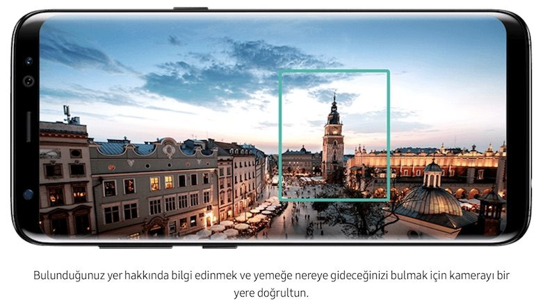 Galaxy S8 zeka - cepkolik