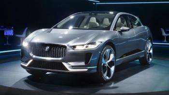Jaguar'ın İlk Elektrikli Otomobili Jaguar I-Pace Görücüye Çıkıyor