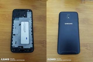 Samsung Galaxy J5 2017 Görüntüleri Sızdı