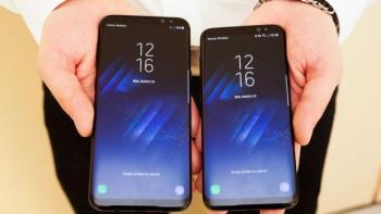 Samsung, Güney Kore'de Sadece İki Gün İçinde 100.000 Galaxy S8 Sattı