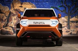 İlginç Tasarımıyla Toyota FT-4X Konsept Araçları Ortaya Çıktı