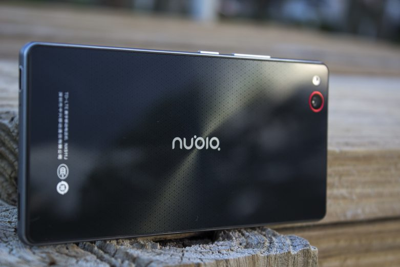 ZTE Nubia Z17 mini (High Edition)