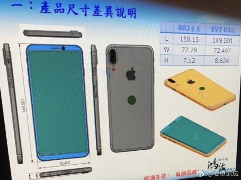 iPhone 8 semasi