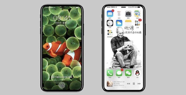 iPhone 8 tam ekran