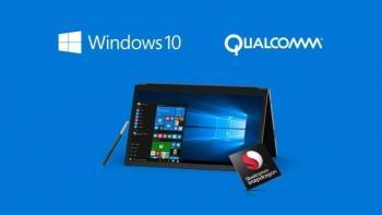 Windows 10 ARM PC'ler 2017 4. Çeyreğinde Hazır
