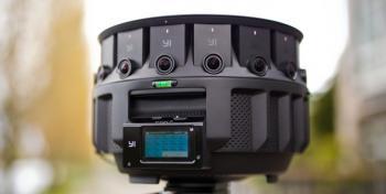 Xiaomi YI 360 Derece VR Kamera ve YI HALO Resmi Olarak Tanıtıldı