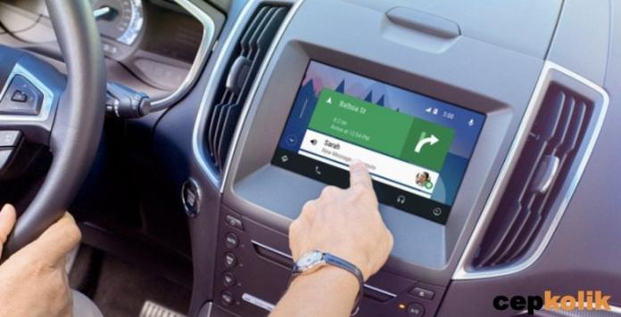 Ford Android Auto ve Apple CarPlay