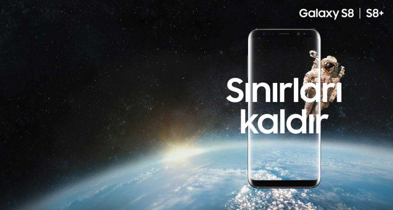 Galaxy S8 Kampanyası
