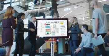 Google Jamboard 55inç 4K beyaz tahta satışa çıktı