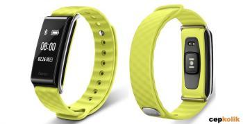Honor Band A2 Tanıtıldı: Ekranı ve kalp atış sensörü var!