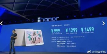 Honor Play Tab 2 tablet modellerini duyurdu