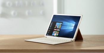 Huawei, 2K ekranlı MateBook E tabletini duyurdu