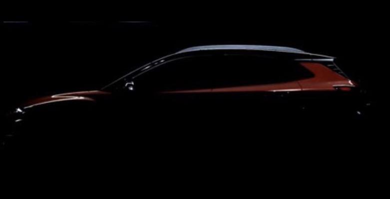 Hyundai, Kona modeline ait şifreli video yayınladı